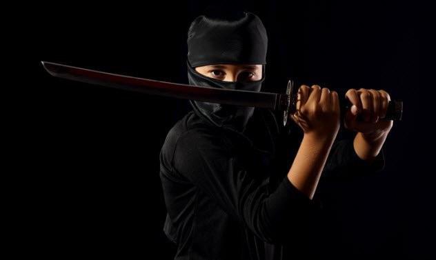 """Sự thật sửng sốt về khả năng """"xuất quỷ nhập thần"""" của Ninja - Ảnh 3."""