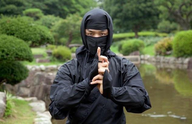 """Sự thật sửng sốt về khả năng """"xuất quỷ nhập thần"""" của Ninja - Ảnh 4."""