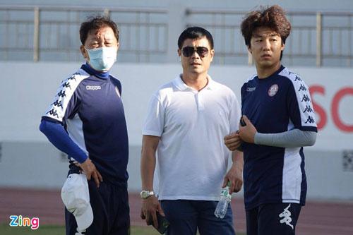 HLV Chung-Hae-seong trở lại làm việc từ ngày mai. Ảnh: Zing.vn