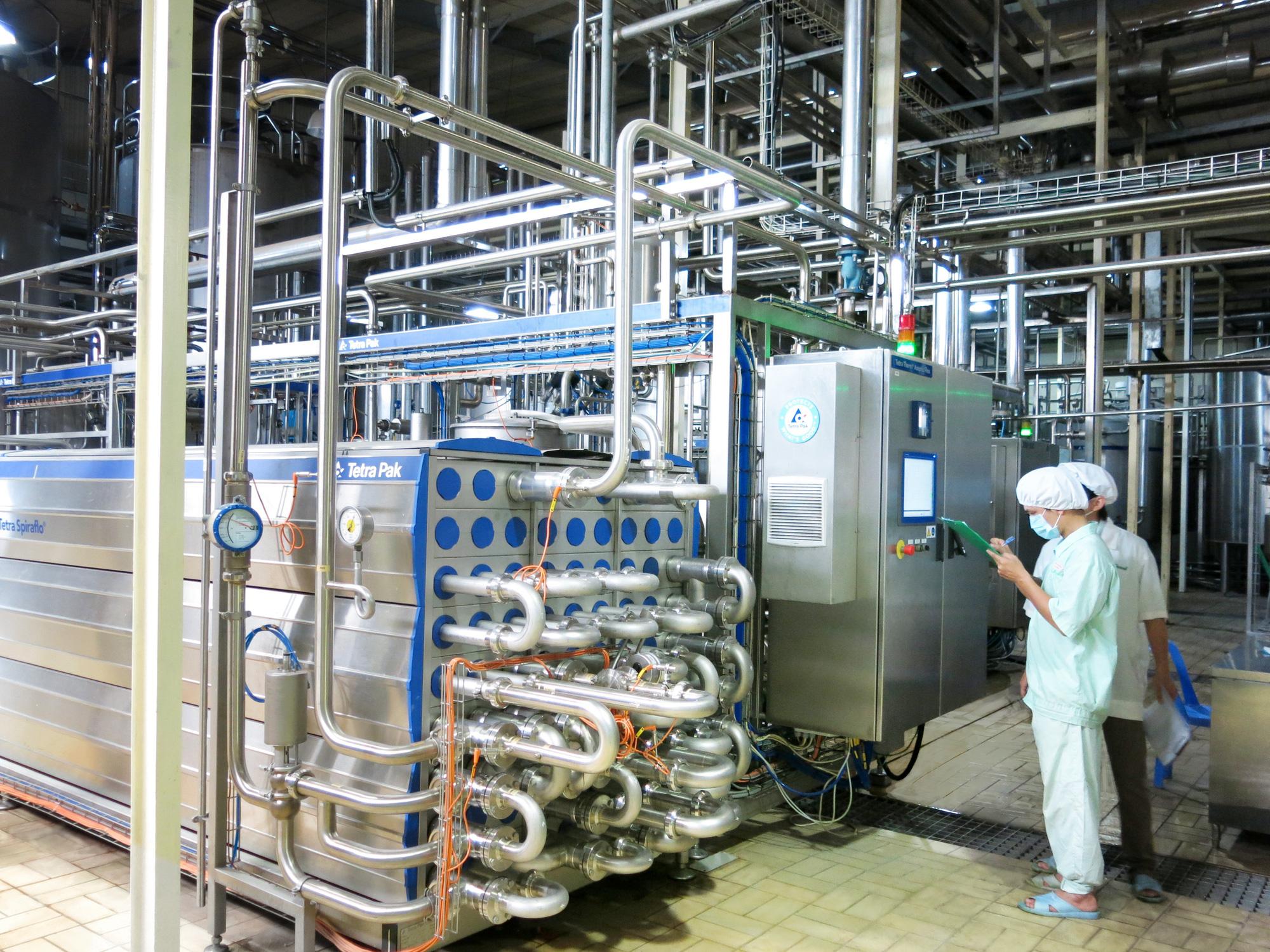NutiFood xanh hóa nhà máy, phát triển bền vững - Ảnh 2.