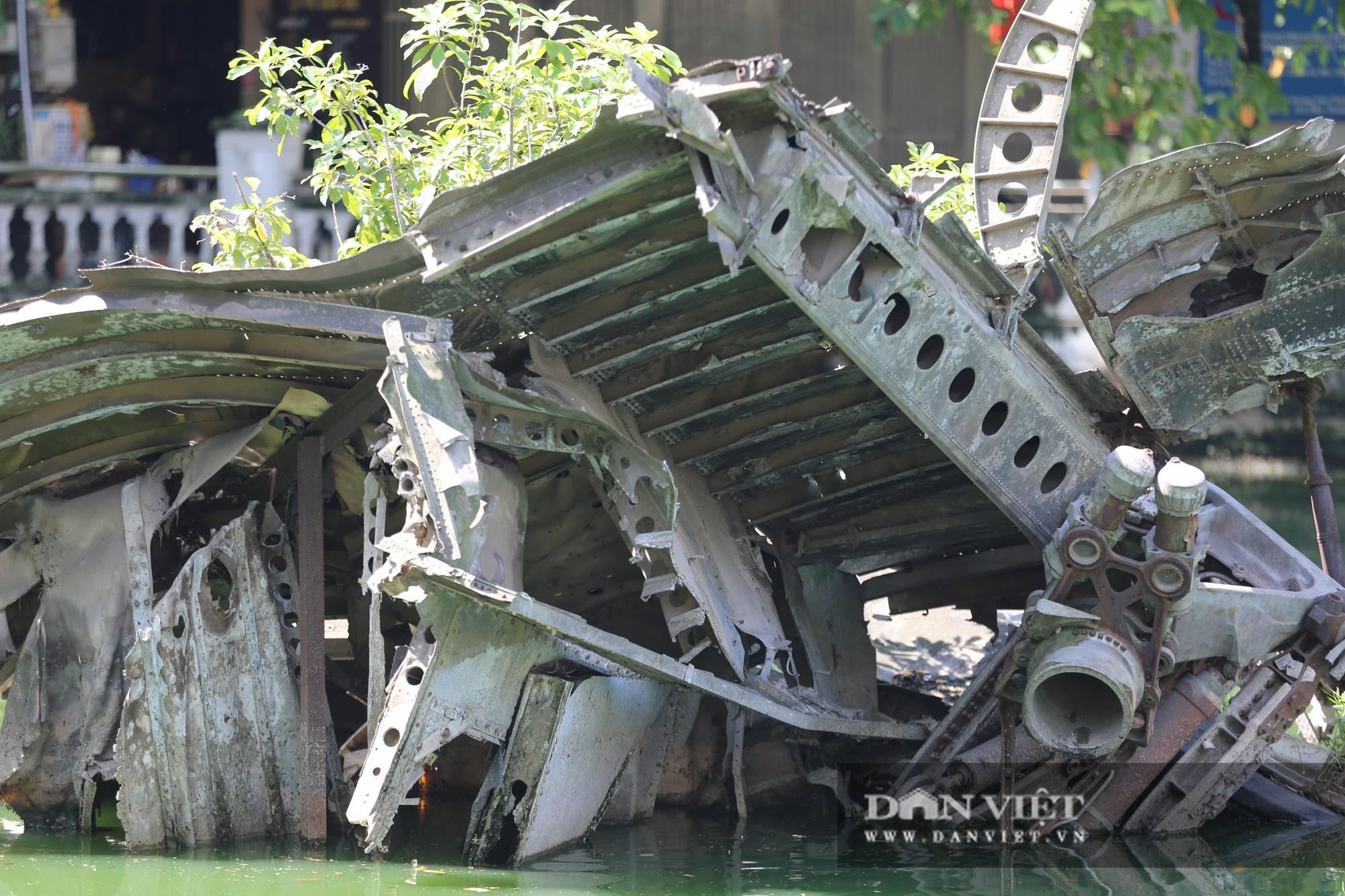 """Hồ Hữu Tiệp, nơi """"an nghỉ"""" của pháo đài bay B52 sắp được tu bổ, tôn tạo - Ảnh 10."""