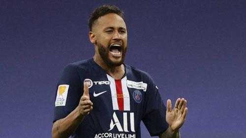 Lương của Neymar bằng cả đội Atalanta.