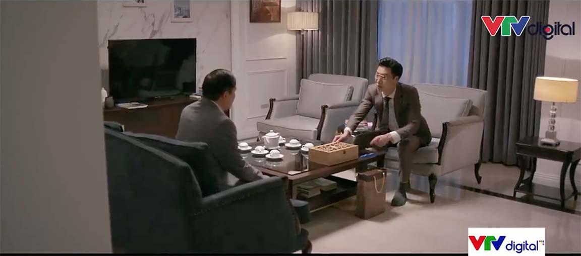 Tình yêu và tham vọng tập 43: Phong hối lộ Phó chủ tịch thành phố phá Hoàng Thổ  - Ảnh 2.
