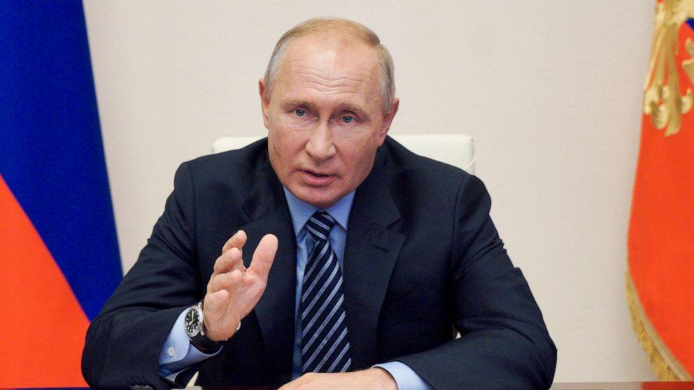 Putin tiết lộ tình trạng sức khỏe con gái sau khi tiêm vắc xin Covid-19 của Nga - Ảnh 1.