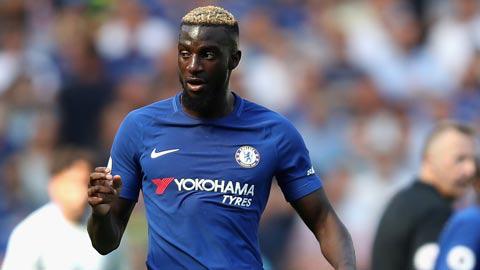 Tiemoue Bakayoko sắp rời Chelsea.