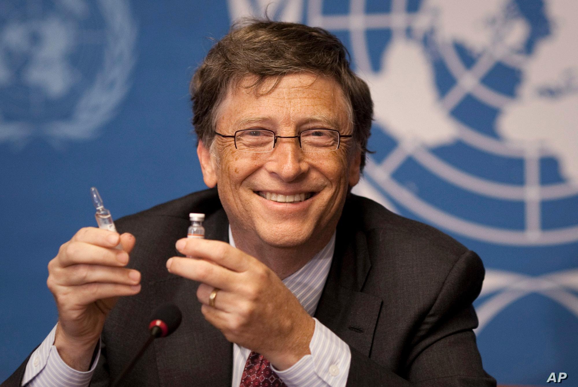 Bill Gates chi trăm triệu USD để đưa vaccine Covid-19 đến các nước nghèo sớm nhất - Ảnh 1.