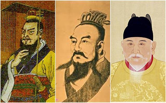 Tần Thủy Hoàng đối xử với công thần khác Lưu Bang, Chu Nguyên Chương thế nào? - Ảnh 2.