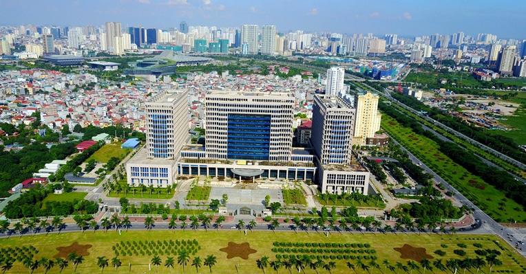 Bộ Ngoại giao đề xuất 'biến' đất trụ sở đại sứ quán làm tổ hợp căn hộ, khách sạn - Ảnh 3.