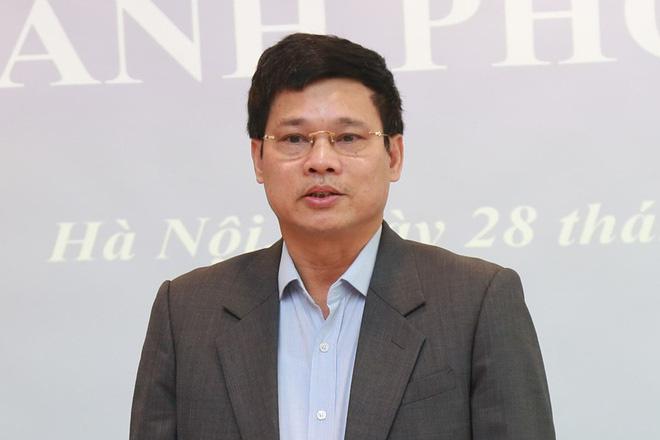 Ai thay ông Nguyễn Đức Chung chỉ đạo chống dịch Covid-19 - Ảnh 1.