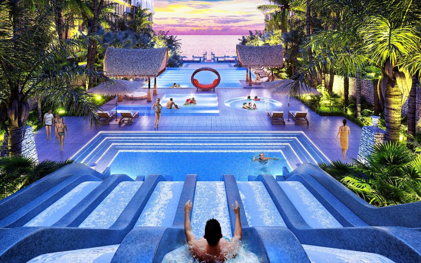 Lần đầu tiên xuất hiện trên thị trường, sản phẩm kì nghỉ cam kết lãi suất đến 10%/năm: Apec Mandala Holiday - Ảnh 1.