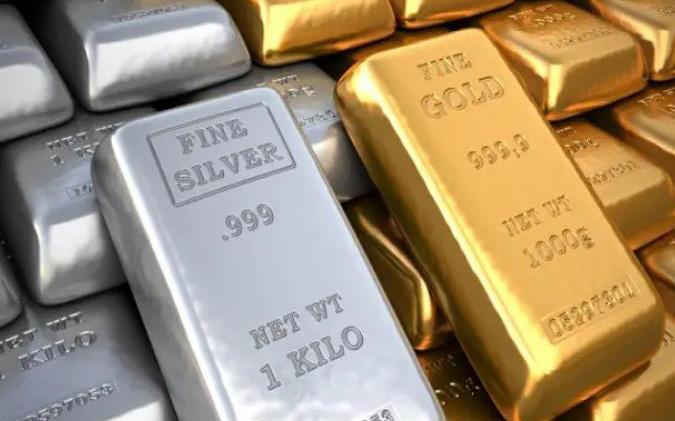 Đừng quên đầu tư vào bạc đang lãi gấp đôi vàng - Ảnh 1.