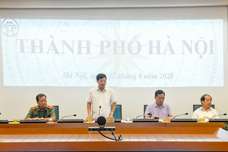 Chân dung hai Phó Chủ tịch UBND TP Hà Nội vừa tạm thay công việc của ông Nguyễn Đức Chung - Ảnh 4.