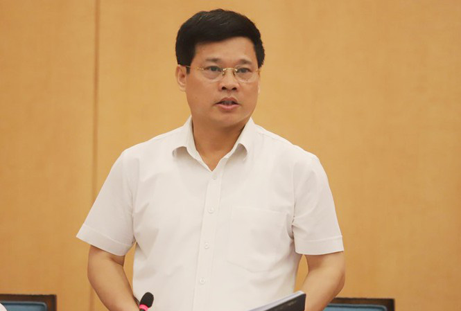 Hà Nội: Quận kêu khó xử phạt hàng quán, PCT Ngô Văn Quý yêu cầu xử lý nghiêm để phòng chống Covid-19 - Ảnh 1.