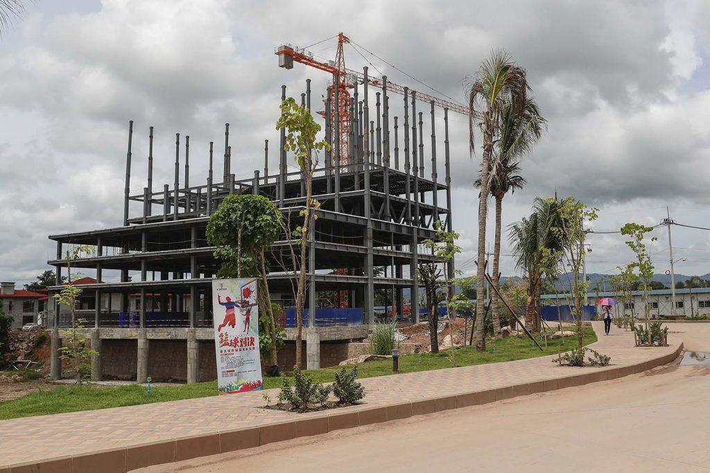 Quá nhiều bê bối tại dự án thành phố biên giới do Trung Quốc tài trợ tại Myanmar - Ảnh 1.