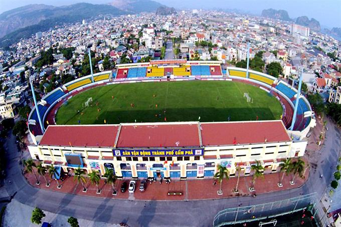 Ảnh hưởng Covid-19: Quảng Ninh cho công ty quản lý đội bóng đá sản xuất xít thải than của TKV - Ảnh 2.