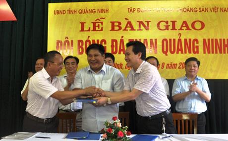 Ảnh hưởng Covid-19: Quảng Ninh cho công ty quản lý đội bóng đá sản xuất xít thải than của TKV - Ảnh 3.