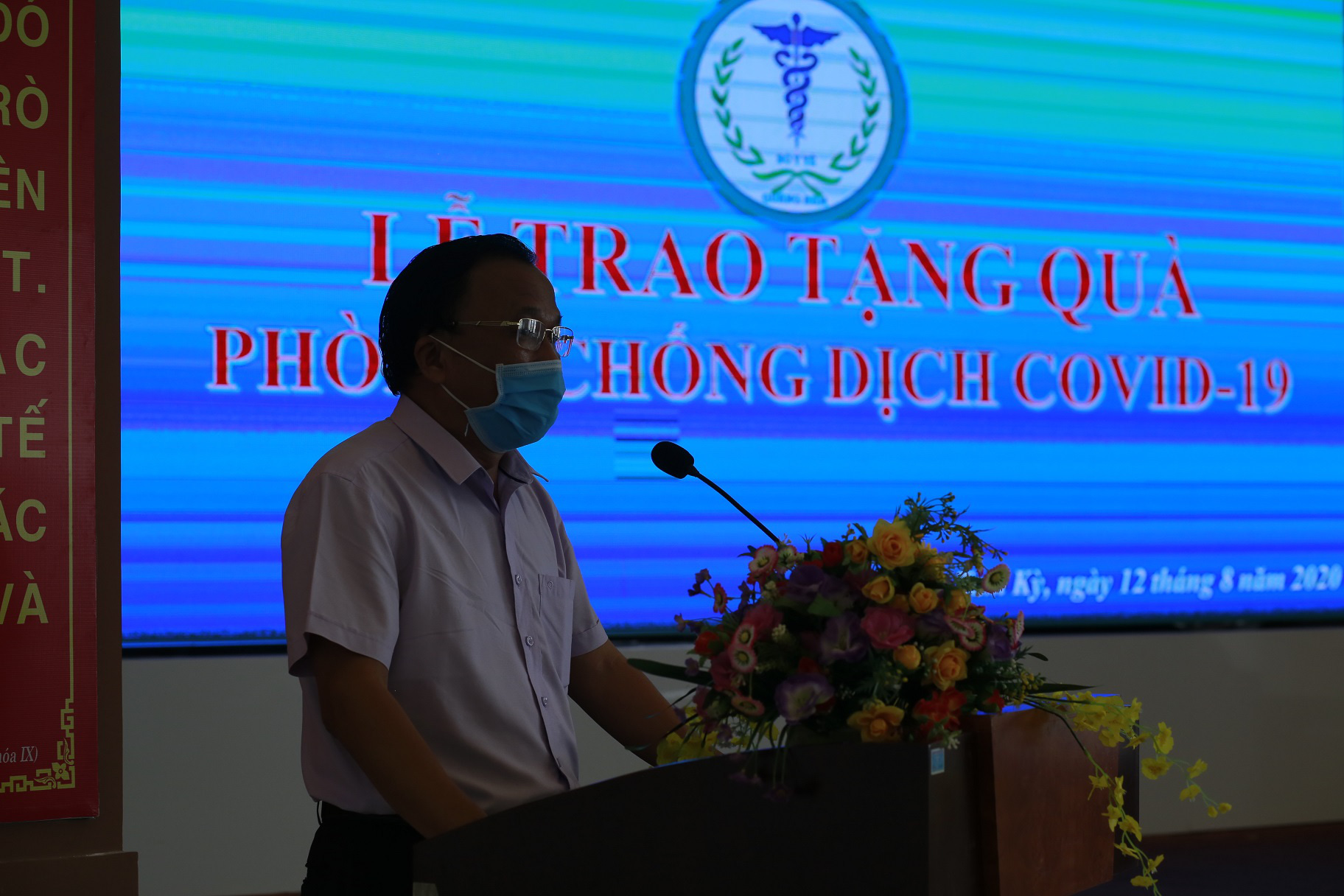 Tập đoàn TH trao 50.000 ly sữa tiếp sức cho phòng chống dịch Covid-19 tại Đà Nẵng, Quảng Nam - Ảnh 3.