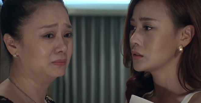 Lựa chọn số phận tập 40: Mẹ Trang vừa về đã bị chồng đuổi đi, Đức tìm cách bỏ trốn - Ảnh 1.