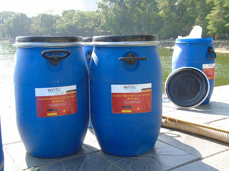 Công ty cung cấp hoá chất độc quyền cho Hà Nội xử lý ô nhiễm nước nói không vì lợi nhuận - Ảnh 1.