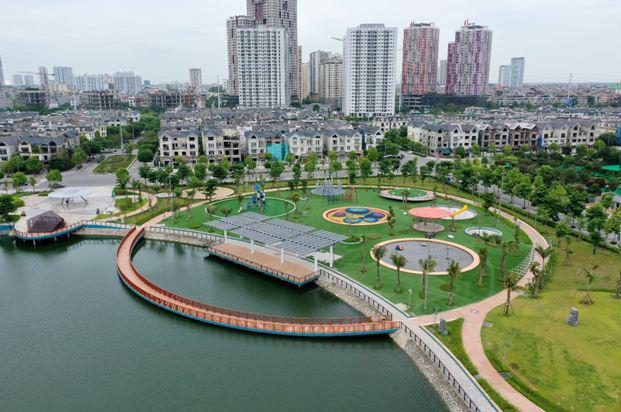 Khu đô thị Dương Nội: Miền đất hứa, giàu tiềm năng của khu vực phía Tây Thủ đô - Ảnh 4.
