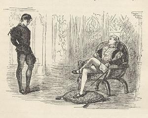 Kinh hãi con vua phạm lỗi, đứa trẻ học cùng bị trừng phạt thay - Ảnh 4.