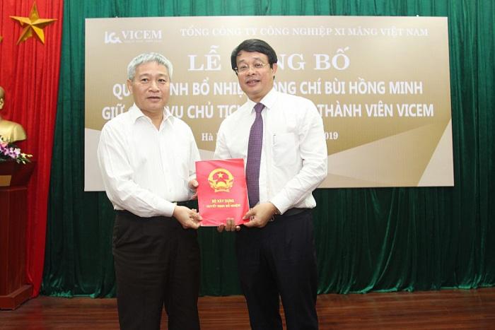 Quyết định thanh tra Bí thư, Chủ tịch VICEM Bùi Hồng Minh - Ảnh 2.