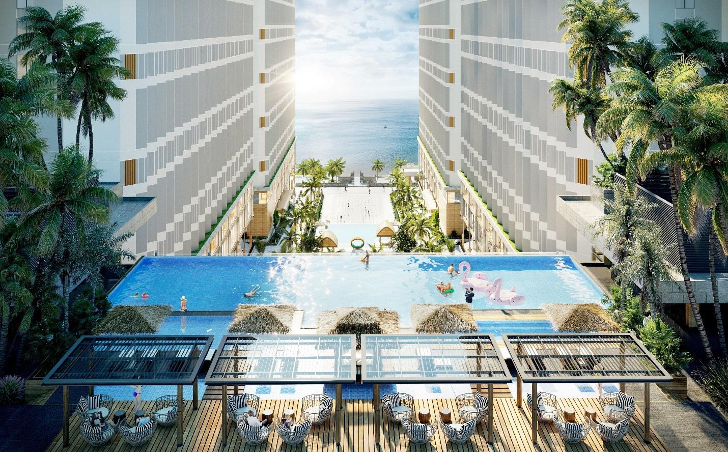 Apec Mandala Holiday – Giấc mơ nghỉ dưỡng 5 sao mới cho người Việt - Ảnh 1.