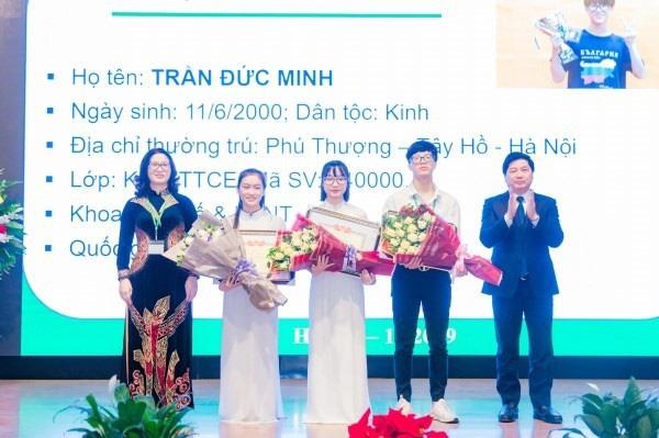 4 suất du học Nhật Bản, Trung Quốc đang chờ tân sinh viên Học viện Nông nghiệp Việt Nam - Ảnh 1.