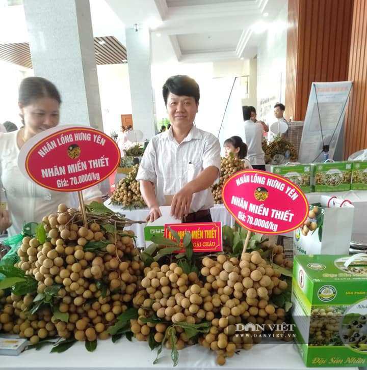 """Nhãn ngon """"chính hãng"""" đặc sản Hưng Yên đắt khách, có loại bán 50.000 đồng/kg, khách muốn ăn phải đặt trước cả năm - Ảnh 1."""