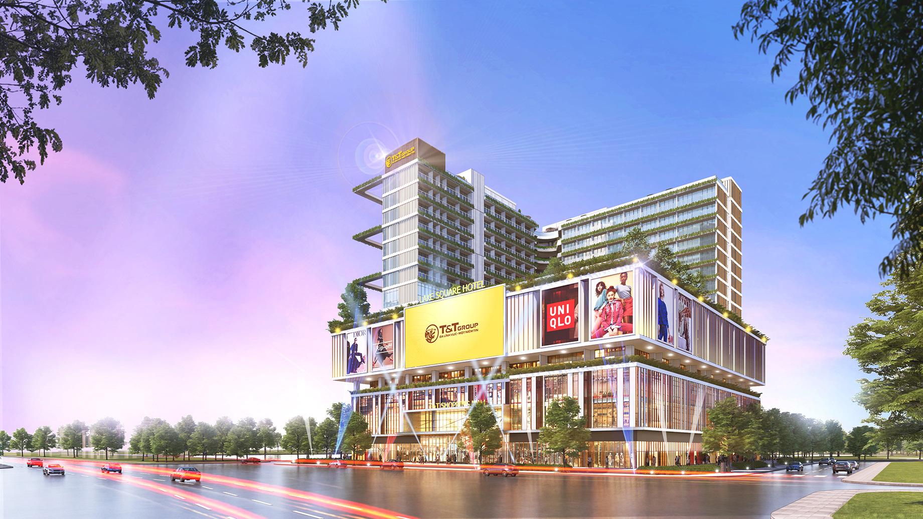 T&T Group khởi công xây dựng Trung tâm thương mại tại trung tâm thành phố Hải Dương - Ảnh 3.