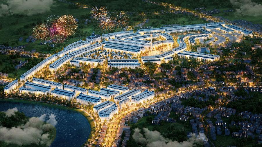 Trải nghiệm cuộc sống tại KĐT có thiết kế cảnh quan đẹp nhất Việt Nam - Ảnh 6.