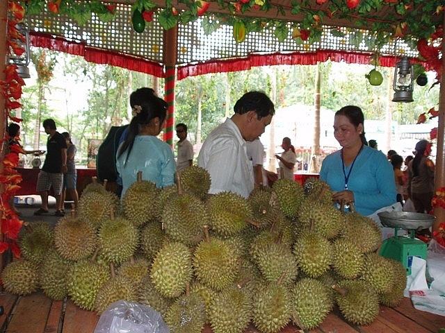 Người Thái tăng mua rau quả Việt  - Ảnh 1.