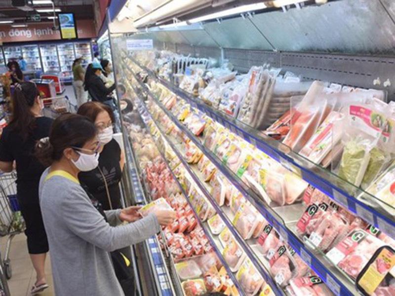 Giá heo trong nước hạ nhiệt, heo Thái Lan thất thủ - Ảnh 2.