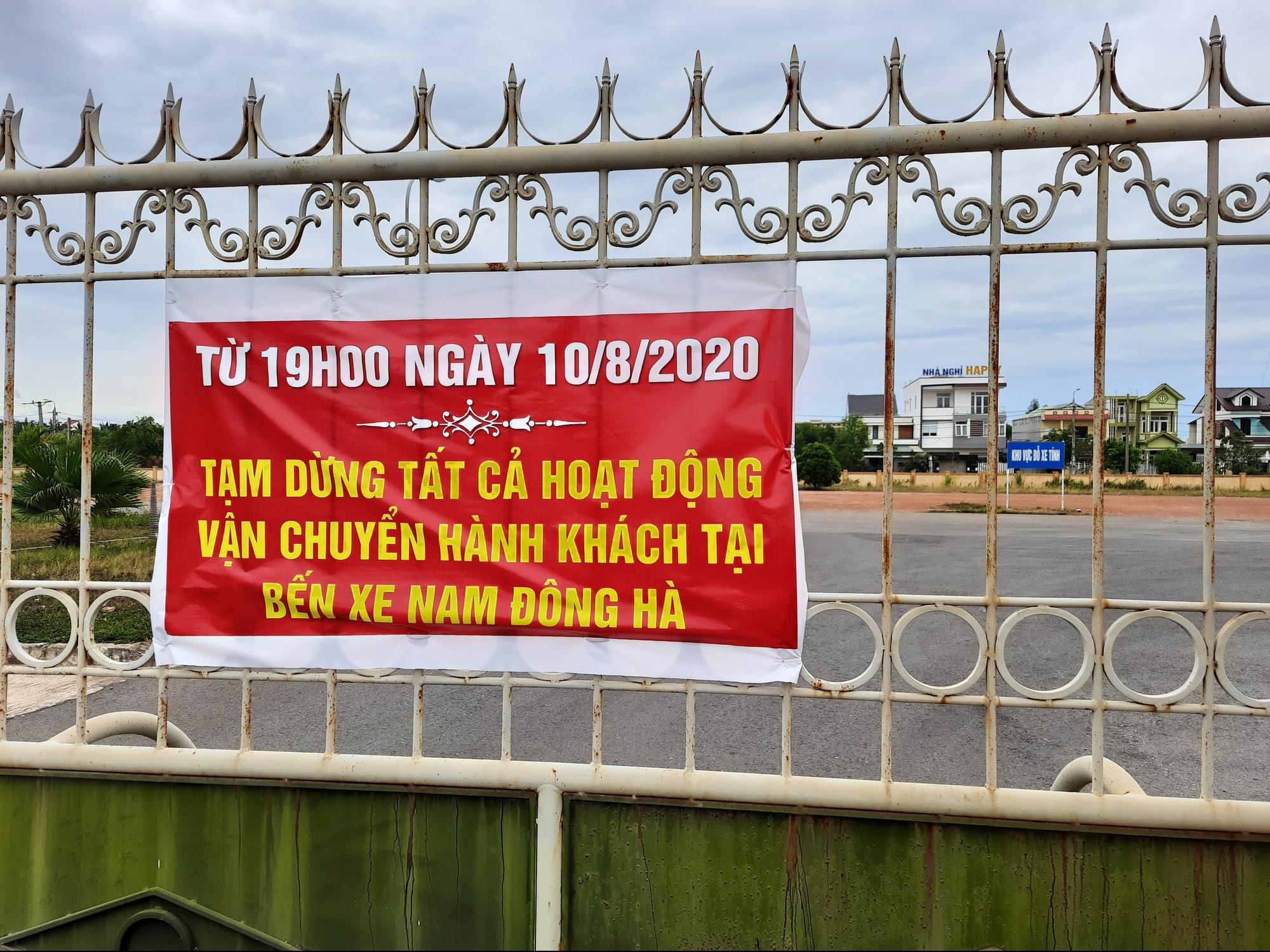 Quảng Trị: Nguy cơ lây lan dịch Covid-19 từ những xe khách hoạt động chui - Ảnh 2.