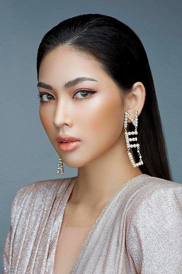 """Mỹ nữ chân dài 1,11m gây """"sốt"""" tại Hoa hậu Việt Nam 2020, xinh đẹp không kém Lương Thùy Linh - Ảnh 6."""