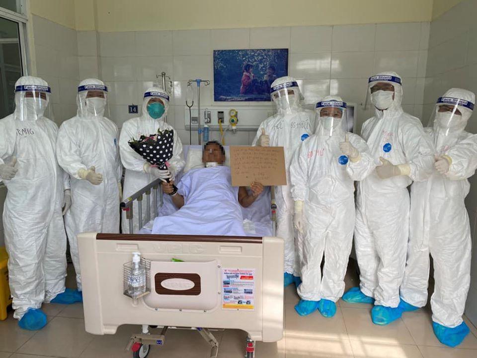 Bệnh nhân Covid-19 nặng, từng chạy ECMO được công bố khỏi bệnh - Ảnh 2.
