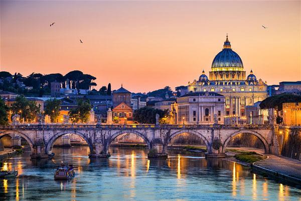 Tại sao thủ đô Rome của Italy được gọi là 'Thành phố vĩnh hằng'? - Ảnh 1.