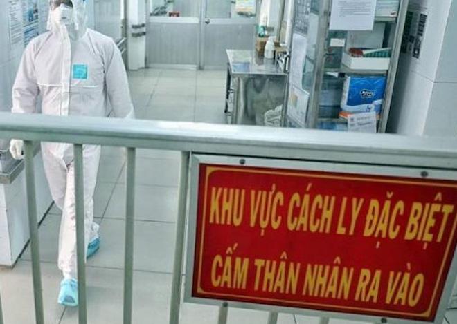 NÓNG: Hà Nội phát hiện một ca dương tính SARS-CoV-2 ở quận Thanh Xuân - Ảnh 1.