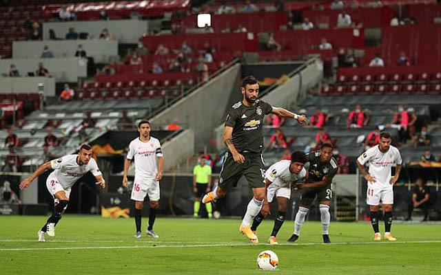 "M.U thua ngược Sevilla, HLV Solskjaer thừa nhận các học trò ""hết pin"" - Ảnh 1."