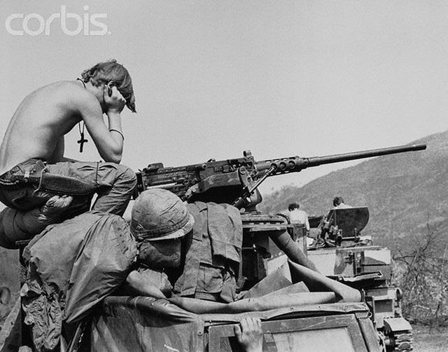 Khoảnh khắc quá độc lính Mỹ rệu rã trong Chiến tranh Việt Nam - Ảnh 2.