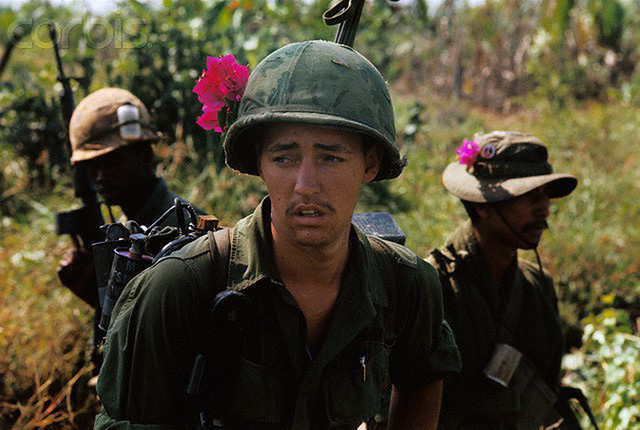 Khoảnh khắc quá độc lính Mỹ rệu rã trong Chiến tranh Việt Nam - Ảnh 3.