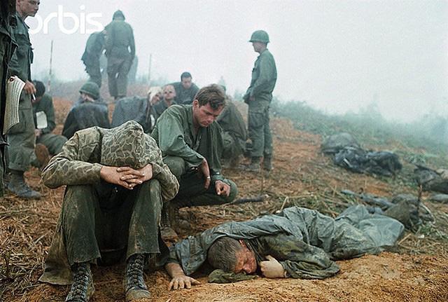 Khoảnh khắc quá độc lính Mỹ rệu rã trong Chiến tranh Việt Nam - Ảnh 5.