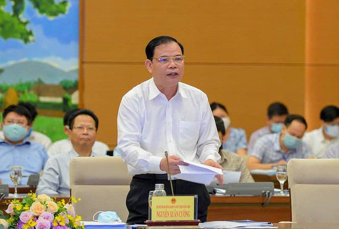 """Bộ trưởng Nguyễn Xuân Cường: """"Nay mai không có tệp số liệu, đại hồng thủy nó đến làm thế nào?"""" - Ảnh 2."""