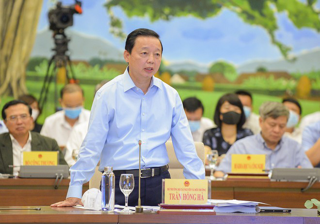 """Bộ trưởng Nguyễn Xuân Cường: """"Nay mai không có tệp số liệu, đại hồng thủy nó đến làm thế nào?"""" - Ảnh 4."""