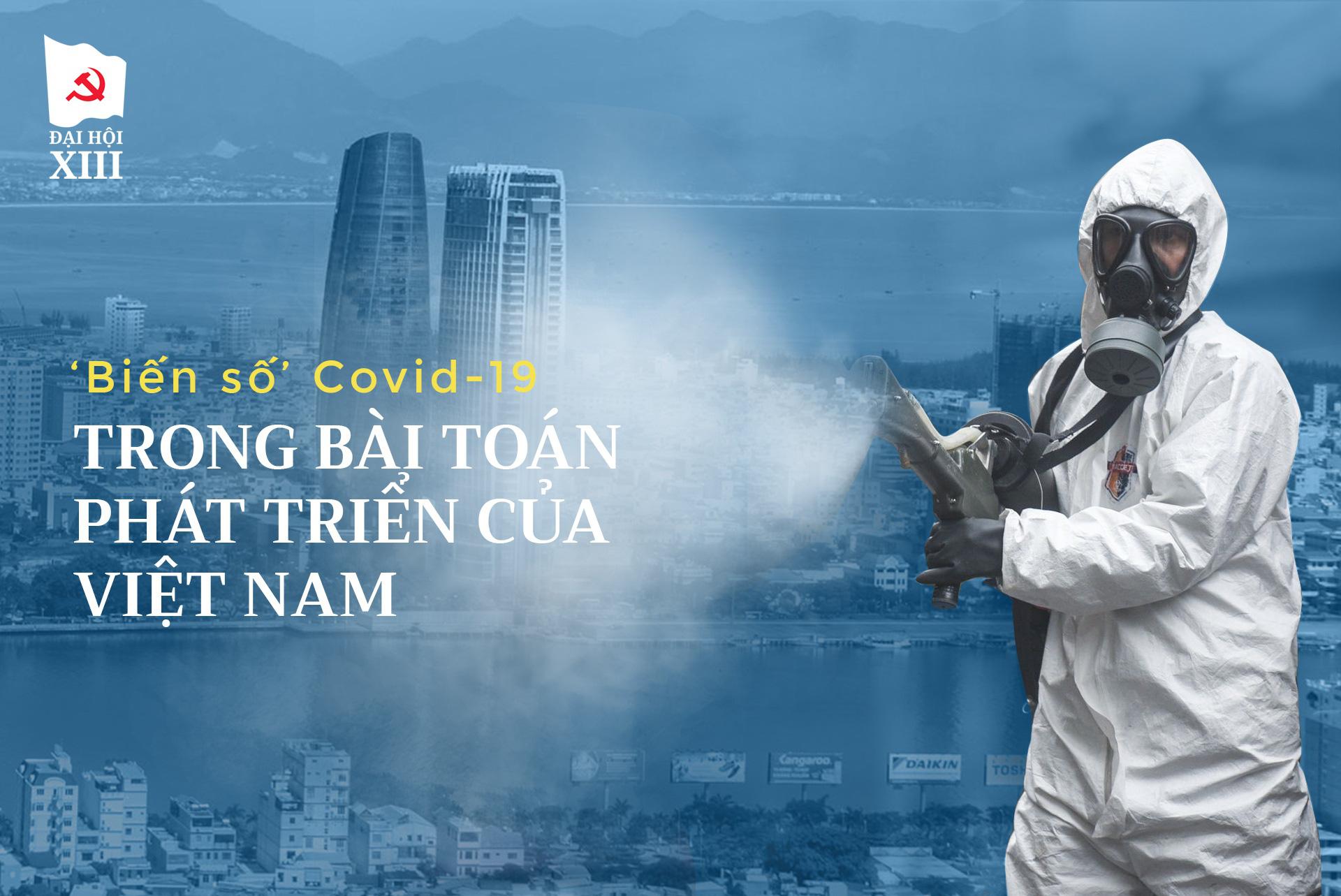 'Biến số' Covid trong bài toán phát triển của Việt Nam - Ảnh 1.