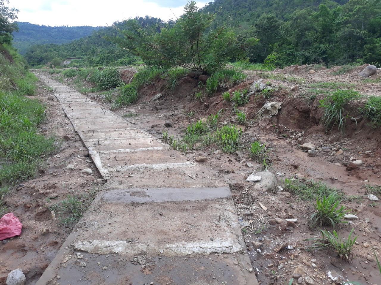 Gia Lai: Dự kiến ngày 22/8 sẽ khắc phục xong công trình trăm tỷ bị hư hỏng - Ảnh 5.