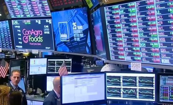 """Chứng khoán Mỹ hôm nay: S&P 500 """"vật lộn"""" dưới mốc lịch sử - Ảnh 1."""