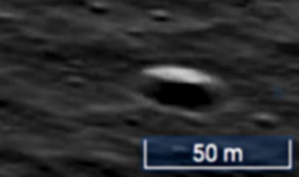 Phát hiện con tàu của người ngoài hành tinh trên bề mặt Mặt trăng - Ảnh 3.