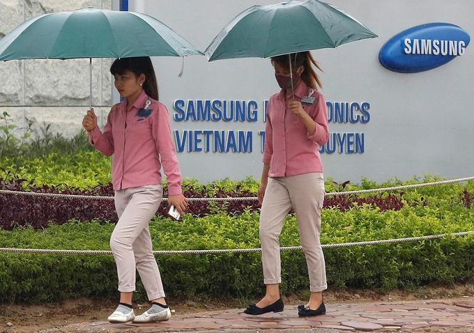 Samsung có thể chuyển một phần sản xuất smartphone từ Việt Nam sang Ấn Độ - Ảnh 1.