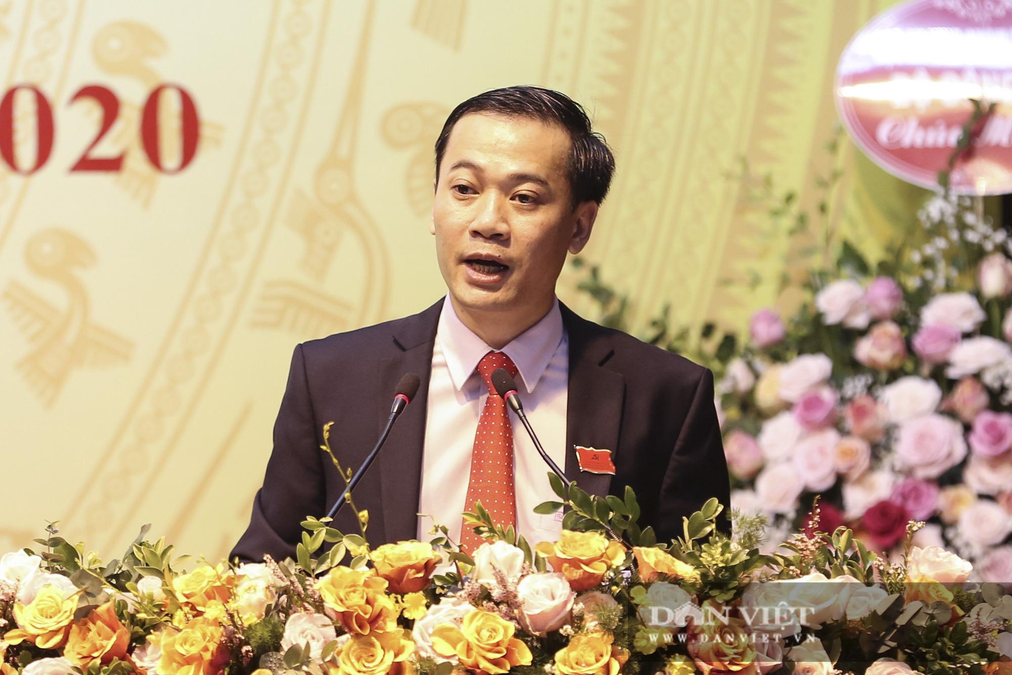 Toàn cảnh khai mạc Đại hội đại biểu Đảng bộ cơ quan T.Ư Hội Nông dân Việt Nam - Ảnh 8.